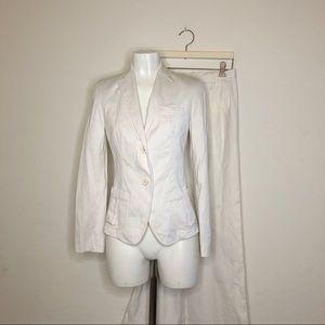 Boss Hugo boss white blazer C87